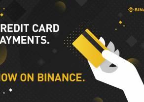 Na Binance od dziś kupisz bitcoina (i nie tylko) za pomocą karty płatniczej