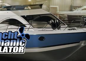 Na podbój wirtualnych akwenów. Premiera Yacht Mechanic Simulator to tylko część ambitnych planów Image Power