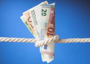 Na wykresie kursu EUR/USD pojawiła się groźba utworzenia podwójnego szczytu! Na rynku złota - formacja złotego krzyża