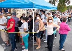 Nadciąga druga fala epidemii! Rekordowy wzrost zachorowań w stanie Floryda