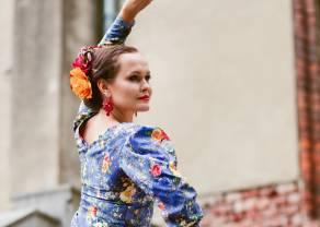 Nadia Mazur i jej pasja do strojów flamenco w marce ARDORA!