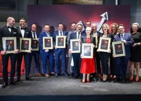 Nagrody dla najlepszych managerów