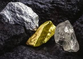 """Odbicie cen złota doprowadziło do """"ozłocenia"""" zarządzających funduszami rynku surowców - wiadomości"""