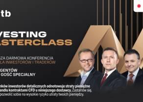 Masterclass 2021. Największa Bezpłatna Konferencja Online dla Inwestorów! Solidna dawka wiedzy dla początkujących, jak i doświadczonych