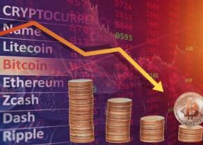 Raport krypto: największe cyfrowe waluty straciły blisko 20% swojej wartości, Evergrande katalizatorem wyprzedaży