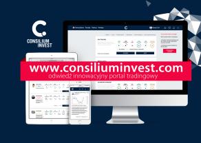 Nareszcie jest nowe Consilium Invest!