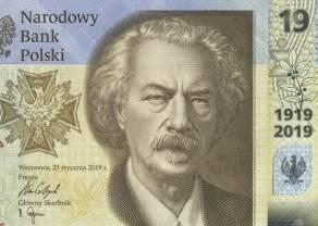 NBP wprowadzi do obiegu banknot o nominale 19 złotych