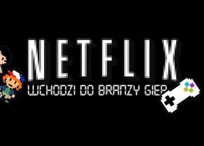 Netflix będzie produkował gry. Czy są szanse, że notowania giełdowe spółki znowu pójdą w górę?