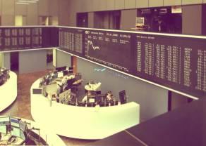 Niemiecki indeks giełdowy DAX dobrze rozpoczyna tydzień. Poziom 12700pkt w zasięgu?