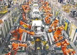 Nieoczekiwany spadek produkcji przemysłowej w grudniu. Jest gorzej niż zakładano