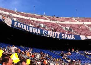 Niepodległa Katalonia burzy spokój