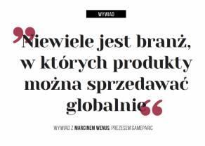 Niewiele jest branż, w których produkty można sprzedawać globalnie