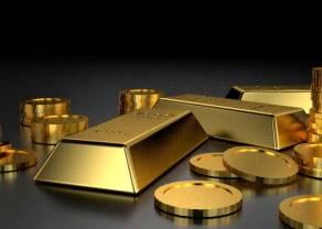 Notowania cen złota w okolicach 1910 USD! Wyborcza zmienność na rynkach metali szlachetnych