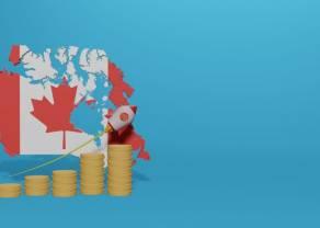 Notowania dolara amerykańskiego do dolara kanadyjskiego w ważnym miejscu - niepewność na wykresie USDCAD - analiza techniczna eksperta