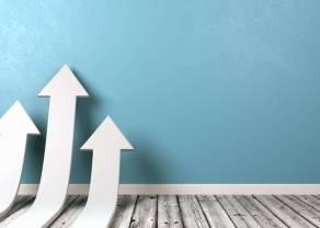 Notowania giełdowe. Akcje PZU z ponad 10 proc. wzrostem notowań, zawirowania na kursie CD Projektu: od ogromnego spadku po wystrzał cen