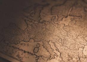 Notowania giełdowe. Gorsze nastroje w poniedziałek, indeksy w Europie kończą sesję na minusie