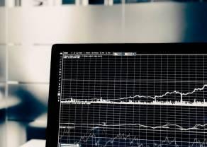 Notowania giełdowe indeksu nasdaq wciąż wykazują spadki