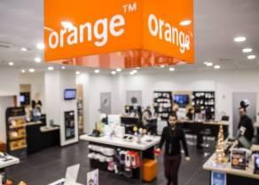 Notowania giełdowe spółek Orange i Cyfrowy Polsat zyskują