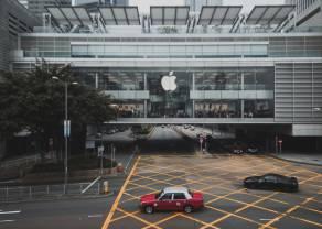 Notowania giełdowe spółki Apple wzrosły 6,4%