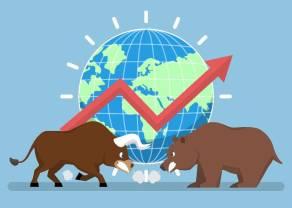 Notowania giełdowe. Wykres dnia mówi jasno - amerykańskie banki wchodzą z kopyta w nowy rok! Byki zdominowały także indeks WIG20