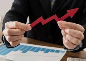 Notowania giełdowe. Wystrzał energetyk - Tauron wzrósł o 8,5%, PGE o 13,6%, a Enea o 12%