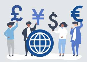 Notowania walut (euro, dolar, funt, jen japoński). Słabszy start w Europie, inwestorzy skupieni na inflacji
