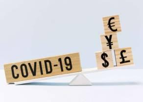 Notowania walutowe. Kurs euro do dolara (EUR/USD) w cofnięciu. Cena funta (GBP) wspierana przez szybkie tempo szczepień