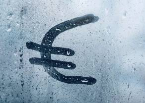 Notowania walutowe. Kurs EUR/PLN w okolicach 4,625. Silny skok rentowności 10-letnich obligacji skarbowych USA