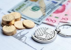 Notowania walutowe: polski złoty osłabia się w stosunku do euro (EUR/PLN), eurodolar (EUR/USD) rośnie, kurs dolara (USD/PLN) blisko 3,78