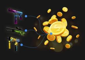 Nowa platforma marketplace odpowiada już za ponad 25 procent przychodów Skinwallet