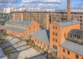 Nowa siedziba Raiffeisen Bank International AG przy placu Konesera na Pradze-Północ