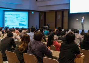 O roli współpracy na rzecz zrównoważonego rozwoju podczas części konferencyjnej 2. dnia Targów CSR