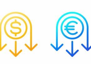 Okiem analityka: kurs euro do dolara (EURUSD) - bardziej ciążymy na południe? Problemy na wielu płaszczyznach