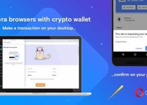 Opera dodaje portfel kryptowalut do swojej najnowszej przeglądarki