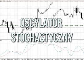 Oscylator stochastyczny - konstrukcja oraz wykorzystanie wskaźnika Stochastic