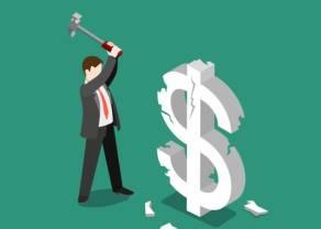 Osłabienie ceny dolara (USD) postępuje szybciej niż prognozowano