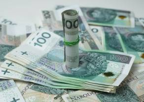 Osłabienie złotego (PLN) oraz spadek rentowności krajowych obligacji. Glapiński schłodził oczekiwania