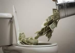 Broker wykasował klientowi 38 tysięcy złotych zysku
