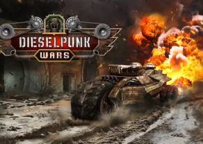 Pełna wersja Dieselpunk Wars debiutuje na Steam