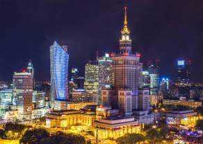 Pfleiderer zdominował piątkową sesję w Warszawie
