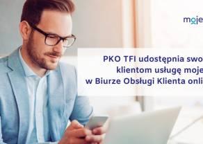 PKO TFI udostępnia swoim klientom usługę mojeID