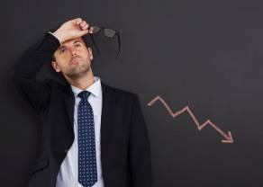 Po trzech tygodniach wzrostów nadszedł czas na spadki - światowe indeksy giełdowe zniżkują!