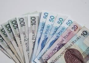 Początek tygodnia na korzyść polskiego złotego. Sprawdzamy kurs dolara, euro, franka i funta