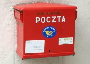 Poczta Polska otrzyma rekompensatę za wybory prezydenckie