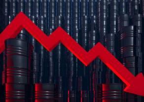 Pogorszenie nastrojów na rynku ropy naftowej - ceny tego surowca wracają do zniżek