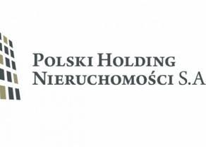 POLSKI HOLDING NIERUCHOMOŚCI SA - Podpisanie listu intencyjnego w sprawie nabycia nieruchomości biurowych