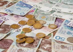 Polski złoty coraz słabszy! Euro znów po 4,55 zł. Kurs funta na poziomie 5,23 PLN. Bitcoin mocno w górę przed halvingiem