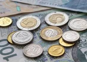 Polski złoty coraz słabszy. Kursy euro i dolara zaskakująco wysoko. Podsumowanie tygodnia. Komentarz walutowy