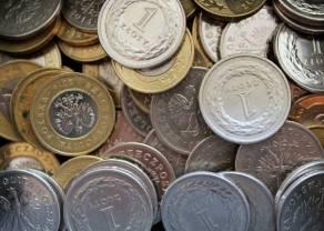 Polski złoty (PLN) mocno traci. Kurs funta (GBP/PLN) powyżej 5 zł. Euro, dolar i frank też zyskują