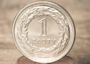 Polski złoty (PLN) mocniejszy! Kursy funta, euro, dolara i franka w dół